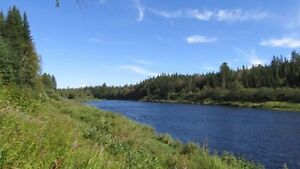 FOR SALE: WATERFRONT LOTS, COTTAGES & WOODLAND IN NEW BRUNSWICK