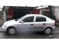 vauxhall astra 2003 braking for parts