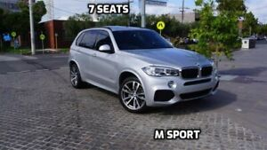 2015 BMW X5 F15 xDrive30d Silver 8 Speed Sports Automatic Wagon South Melbourne Port Phillip Preview