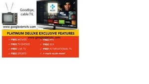 40% of sale android kodi free cable movie ppv sports etc no fees