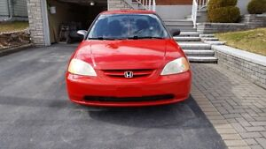 **Honda Civic 2003 ** Mecanique A1