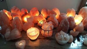 Genuine Himalayan Salt Lamps!