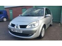2007(07) RENAULT GRAND SCENIC 1.9dCi 130 Privilege 7 SEATS *NEW MOT UPON SALE!*