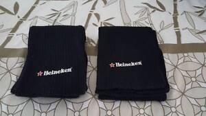 2 X HEINKEIN SCARVES Bundaberg Surrounds Preview