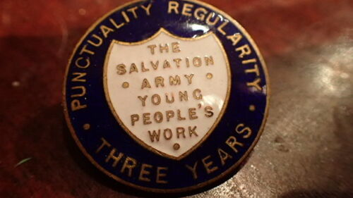 Vintage SALVATION ARMY YOUNG PEOPLE