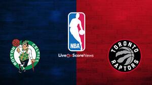 Tor Raptors vs. Bos Celtics - Fri, Oct, 19 / Section 318, 2 tix