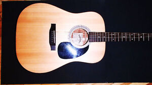 Sigma DMST Acoustic Guitar