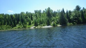 Private waterfront acreage - Minutes from Espanola