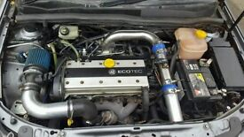 Astra h sri z20let turbo conversion