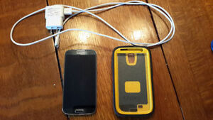 Samsung Galaxy S4 --New Battery -- $120