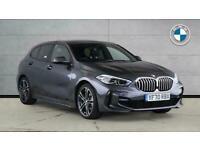 2020 BMW 1 Series 118D M Sport 5Dr Step Auto Hatchback Diesel Automatic