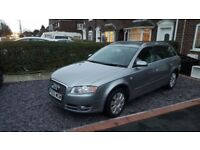 2006 AUDI A4 2.0 TDI ESTATE AVANT not Passat bmw skoda mercedes Golf volvo vectra mondeo Accord leon