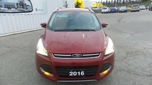 2016 Ford Escape Titanium, Pano Roof, Lthr, Nav Kitchener / Waterloo Kitchener Area image 8