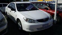 2003 Toyota Camry ACV36R Altise White 4 Speed Automatic Sedan Victoria Park Victoria Park Area Preview
