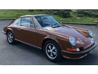 1973 Porsche classic 911 E 2.4 LHD, Bare Shell Restoration just Completed