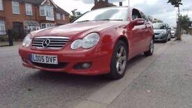 C220 Mercedes 2005 £1650