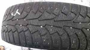 225/70R16 WINTER TIRES