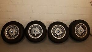"BMW Clear out wheels/snow tires/all season 14""/15""/16""/17"" Windsor Region Ontario image 9"