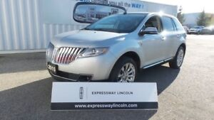 2015 Lincoln MKX AWD 3.7L V6 Leather, Moon, Navi