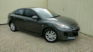 2012 Mazda 3 BL10F2 Maxx Sport Grey Manual Sedan Parramatta Park Cairns City Preview