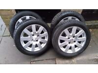 "15"" alloy wheels suit focus, fiesta, puma many more"