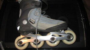 Rollerblades filles- taille 38 (7,5)