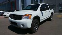 2013 Nissan Titan PRO-4X CREW LEATHER Special - Was $34995 Now $