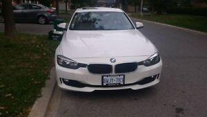 2012 BMW 3-Series 320i f30 Sedan automatic transmission