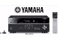 YAMAHA RX-V673 7.2 100W AV Receiver £150