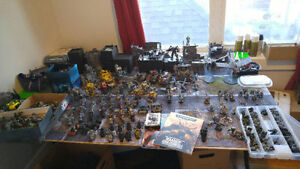 Warhammer 40k Orks Priced to Sell! Windsor Region Ontario image 1