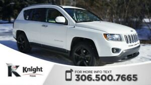 2014 Jeep Compass Limited 4X4! Command Start! Back Up Camera! Na