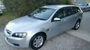 2009 Holden Commodore VE MY09.5 Omega Silver 4 Speed Automatic Sportswagon Macquarie Hills Lake Macquarie Area Preview