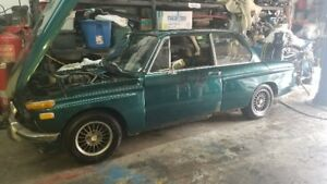 1972 bmw 2002tii numbers matching