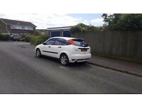 2001 1.8 ford focus zetec collection