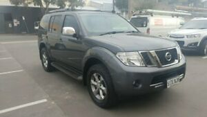 2010 Nissan Pathfinder R51 Series 4 ST-L (4x4) Blue 5 Speed Automatic Wagon Melrose Park Mitcham Area Preview