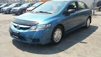 2009 Honda Civic Sdn - GAS SAVER!!