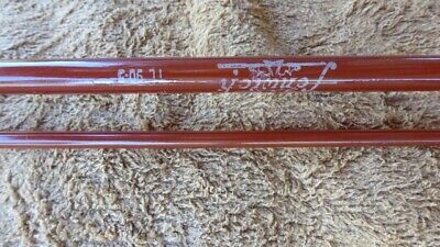 Fenwick Blank Custom Built Vintage Spinning Rod Exceptionally Nice!