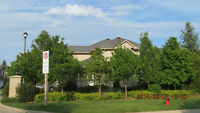 Ancaster 3-br end-unit town house available after July 30