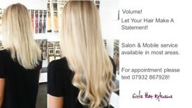 Weave-Nano Rings Hair - LA-Weave – Micro Weft Hair -Tape Hair Extensions - Micro Ring Hair Extension