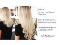 Weave-Nano Rings Hair - LA-Weave – Micro Weft Hair -Tape Hair Extensions - Micro Ring Hair Extension