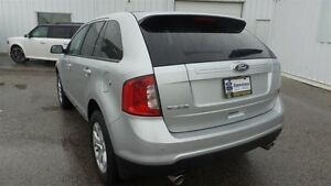 2013 Ford Edge SEL, Leather, Vista Roof, Nav, Local Trade In Kitchener / Waterloo Kitchener Area image 3