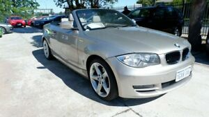 2009 BMW 120i E88 MY09 120i Silver 6 Speed Automatic Convertible St James Victoria Park Area Preview