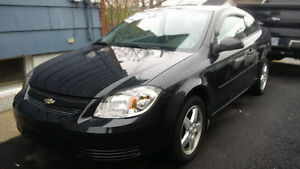 2010 Chevrolet Cobalt Black Interior Coupe (2 door)