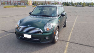 2011 Mini Cooper Coupe (2 door)