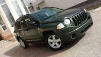2007 Jeep Compass 4WD Great On Gas 4Cyl Call 780.490.7789.