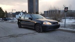 1999 Honda Civic DX Hatchback
