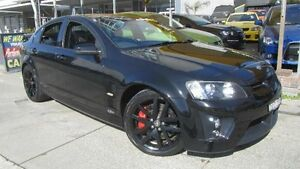 2006 Holden Special Vehicles Clubsport E Series R8 Black 6 Speed Auto Active Sequential Sedan Homebush Strathfield Area Preview