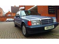 Mercedes 190e, 1.8 petrol - automatic, 120k miles, 2nd owner - camshaft broken, non runner.
