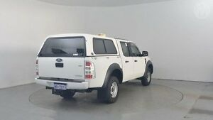 2010 Ford Ranger PK XL (4x2) White 5 Speed Automatic Perth Airport Belmont Area Preview