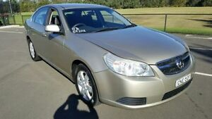 2007 Holden Epica EP CDX Gold 5 Speed Automatic Sedan Revesby Bankstown Area Preview